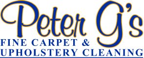 Peter G's Carpet Cleaning Logo