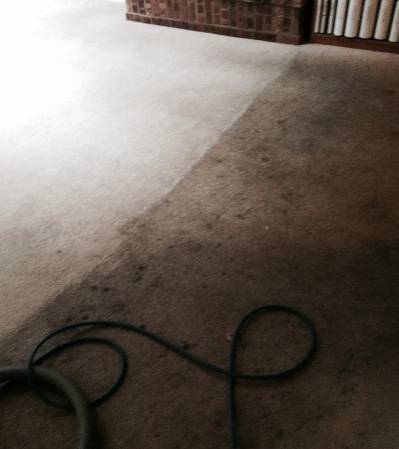 Old carpet renewed